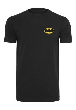 Mr. Tee Batman Chest Tee black - M