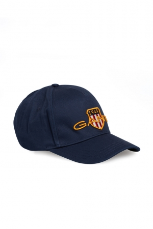 ŠILTOVKA GANT D1. ARCHIVE SHIELD COTTON CAP