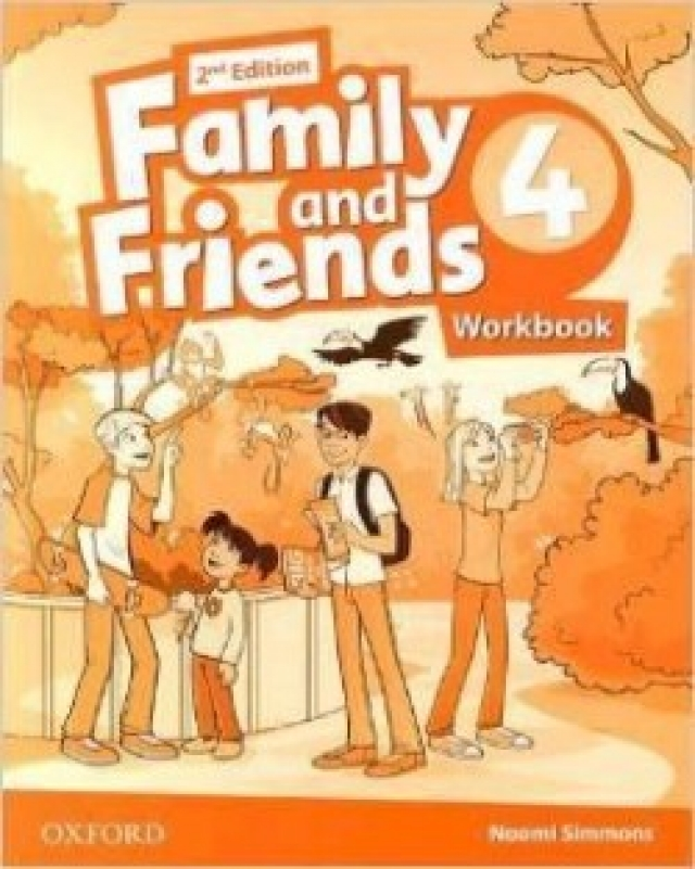 Family and Friends 4 WB, 2nd Edition